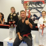 NJ Karate School Testing